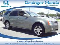 In Good Shape. SRX trim. Leather Seats, Onboard