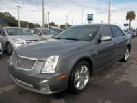 2005 Cadillac STS 4dr Car Our Location is: Dyer
