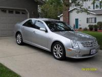 Description Fully loaded 2005 cadillac STS, Mfg GPS,