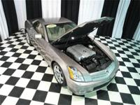 This 2005 Cadillac XLR 2dr 2dr Convertible features a