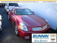 Options:  2005 Cadillac Xlr Base Red As Much As It