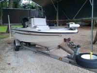 Century 1902 with Yamaha 115hp 4 Stroke and Continental