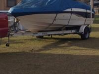 2005 CHAPARRAL 190 SSI WITH 4.3 L VOLVO PENTA THIS BOAT