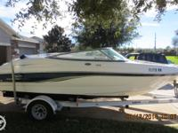 2005 Chaparral 190 SSI with Volvo Penta 4.3 GL 190HP