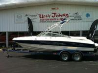 2005 Chaparral 210 SSi Sportsman ***NEW LiSTING***