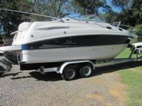 2005 Chaparral Pleasure Boat - $29,995