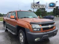 Recent Arrival! Sunburst Orange Metallic 2005 Chevrolet