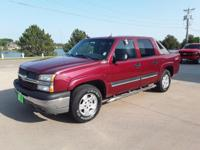 Sport Red Metallic 2005 Chevrolet Avalanche 1500 Z71