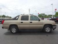 The used 2005 Chevrolet Avalanche in Alliance, OH is