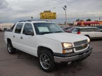 Options:  2005 Chevrolet Avalanche Ls 2Wd|Summit