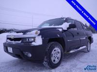 4D Crew Cab, 4-Speed Automatic with Overdrive, 4WD,