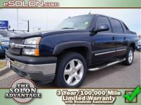 2005 Chevrolet Avalanche Crew Cab Pickup Z71 Our