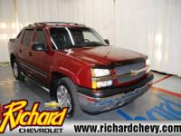 A Clean Vehicle History Report! Features include Z71
