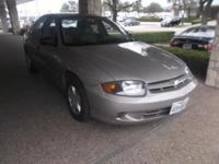 This outstanding example of a 2005 Chevrolet Cavalier