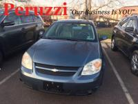 Blue Granite Metallic 2005 Chevrolet Cobalt LS FWD