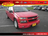 2005 Chevrolet Colorado** Safety equipment includes: