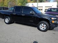 Options:  2005 Chevrolet Colorado Ls Sport|Black|Club
