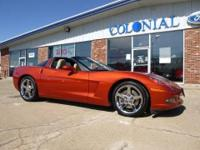 2005 CHEVROLET CORVETTE Z51 V8 COUPE!! 400 HORSEPOWER!!
