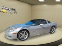 Look no further. This 2005 Chevrolet Corvette is the