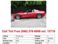 2005 Chevrolet Corvette Base 2dr Coupe Coupe Victory