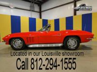 Used 2005 Chevrolet Corvette convertible for sale in