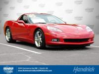 PRICED TO MOVE! This Corvette is $700 below Kelley Blue