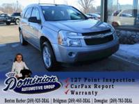 Take a look at this 2005 Chevrolet Equinox LT AWD that