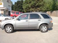Options Included: N/AThis is a 2005 Chev Equinox LS All