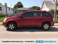 Priced below KBB Fair Purchase Price! Chevrolet Equinox