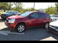 Options:  2005 Chevrolet Equinox Lt|Awd Lt 4Dr