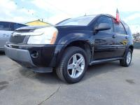 Options:  2005 Chevrolet Equinox Lt Awd 4Dr