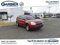 Introducing the 2005 Chevrolet Equinox LT! Featuring a