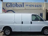 Chevrolet Express Cargo 1500 3dr Van Automatic 4-Speed