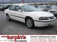 Options Included: N/AThis Impala is a local trade-in!