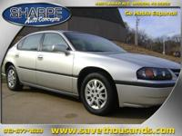 Options Included: N/A2005 Chevy Impala - Power