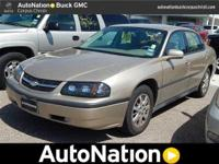 2005 Chevrolet Impala Our Location is: AutoNation Buick