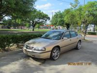 2005 Chevrolet Impala in excellent condition, 169060
