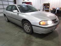 Just Reduced! 2005 Chevrolet Impala Silverstone 32/21