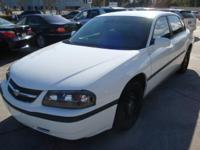 This 2005 Chevrolet Impala 4dr Sedan features a 3.4L V6