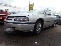 Options:  2005 Chevrolet Impala Base 4Dr