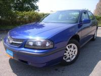 Options Included: N/AThis 2005 Chevy Impala has the