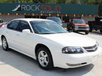 Options Included: N/AThis 2005 Chevrolet Impala LS
