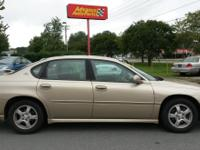 2005 Chevrolet Impala LS - Our Price : $3,490For