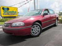 2005 Chevrolet Impala available at Jumbo Auto &