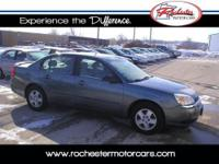 2005 Chevrolet Malibu LS, FWD with 123,569 miles. This