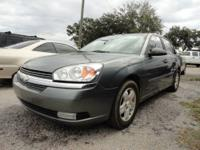 The 2005 Chevrolet Malibu remains a popular,