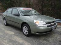 Great value here on this 2005 Chevrolet Malibu. Great