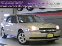 2005 Chevrolet Malibu LS Gray V6 3.5L Gas FWD The