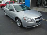 2005 Chevrolet Malibu LS Maxx Sedan, Perfect for the