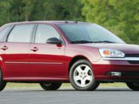 Tried-and-true, this 2005 Chevrolet Malibu LT makes
